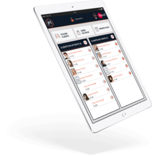 image ipad interactive software client